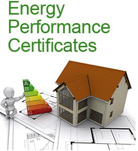 EPC energy performance certificate Wolverhaampton